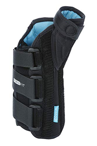 Form Fit 20 cm Medium Left Wrist Support with Thumb Spica