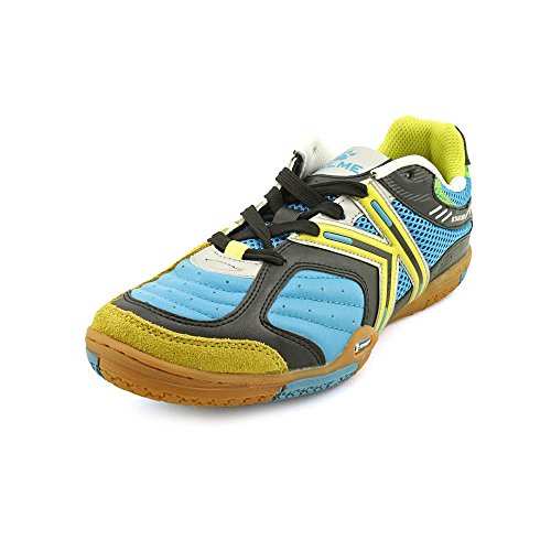 KELME Star 360 Mens Michelin Leather Mesh Inset Soccer Shoes Turquoise
