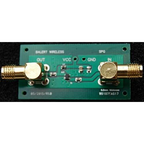 Low Noise Amplifier: Amazon com