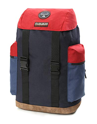 Napapijri Hoyage Pack Zaino, 0 cm, Blu Marine (Blu) - N0YKCP