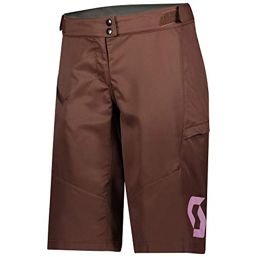 Scott Trail Vertic Damen Fahrrad Short Hose kurz rot braun 2020: Größe: M (38/40)