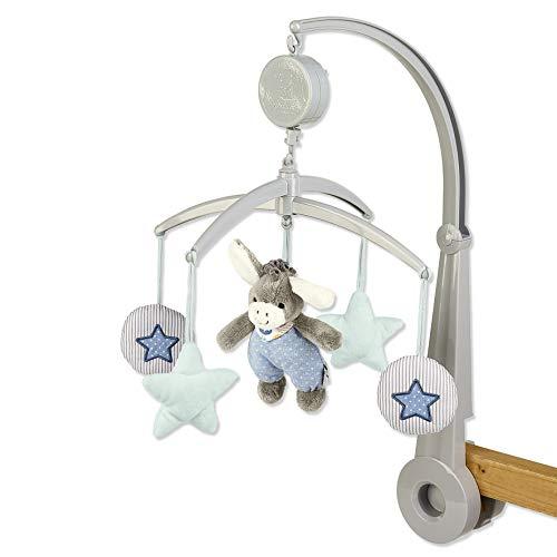 Sterntaler Mobile Esel Emmi, Gestänge, Spielwerk, Mobile-Figuren, Alter: Für Babys ab der Geburt, Mehrfarbig
