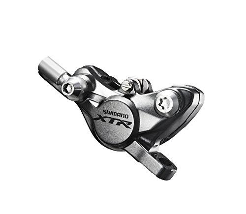 Shimano Set Freno A Disco Anteriore XTR M9000 Leva Sinistra Magnesio/Pinza Carbonio, Kit Freni A Disco