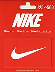 Nike Gift Cards are redeemable online at Nike.com, Converse.com, and at any Nike-owned and Converse-owned retail locations in the United States and Puerto Rico Redemption: Instore and Online It's the perfect gift for any occasion. No returns and no r...
