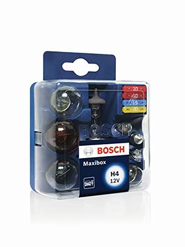 Bosch Maxibox H4 12V Estuche de lámparas de repuesto