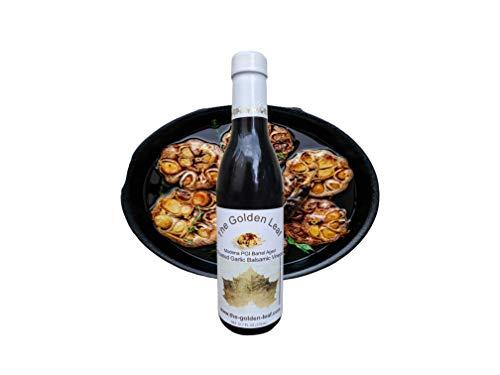 Roasted Garlic Balsamic Vinegar Glaze (Roasted Garlic, 12.7 fl oz)