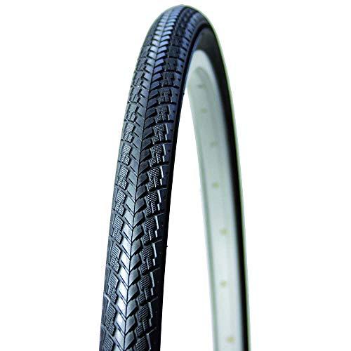 Deli Unisex de los neumáticos antipinchazos SA-225neumático, 700x 35C, Color Negro
