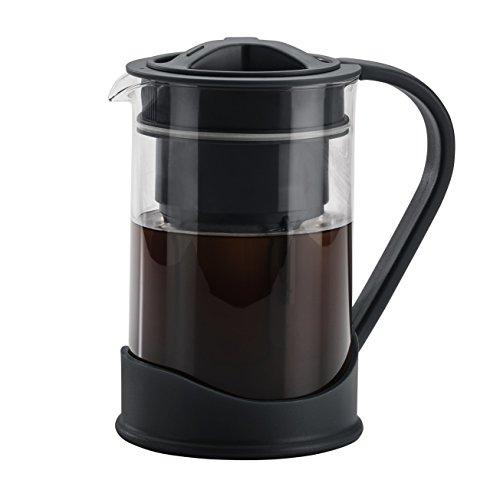 BonJour 50.7oz Cold Brew Coffee Maker, Black