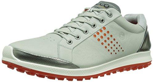 ECCO メンズ Biom ハイブリッド 2 ゴルフシューズ US サイズ: 5-5.5 カラー: グレー