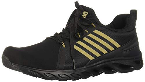K-Swiss Tenis Brady Zapatillas para Hombre, Color Negro, 26