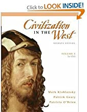 Civilization in the West (text only) 7th (Seventh) edition by M.Kishlansky,P. Geary,P. O'Brien
