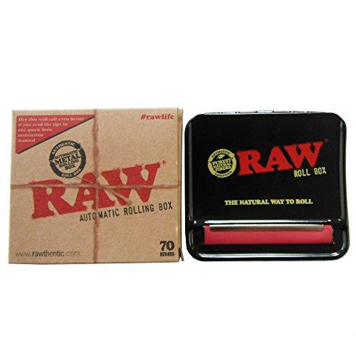 RAW ROLL BOX ロー70mmローリングボックス 喫煙具 シャグ