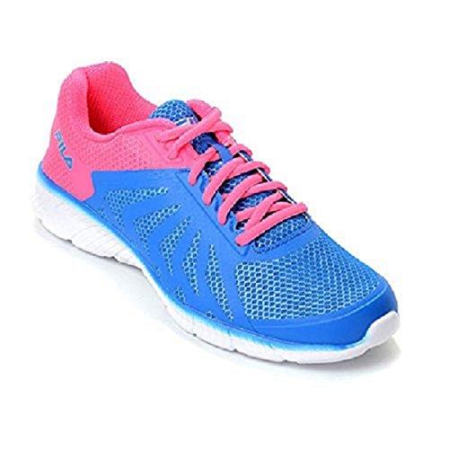 Fila Memory Foam Womens Running Shoe with Cool Max Memory Faction 2 (7.0 USA)