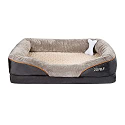 15 Best Orthopedic Dog Beds And Sofas With Memory Foam Options