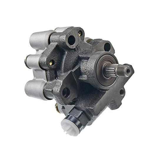 Power Steering Pump for 1998-2002 Chevrolet Prizm Toyota Corolla l4 1.8L