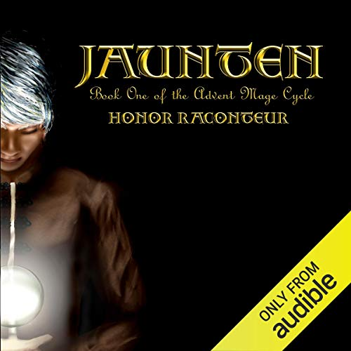 Jaunten audiobook cover art