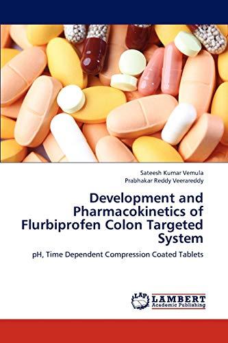 Vemula, S: Development and Pharmacokinetics of Flurbiprofen
