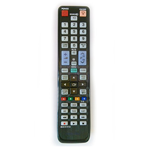 Ersatz-Fernbedienung für Samsung Fernseher, BN59–01015A, UE55,C6000,UE40,C5000,UE32,C6000,UA46,C6200,UE32,C6005.