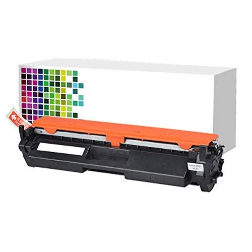 Compatible para Hp Cf230a Reemplazo de cartuchos de tóner para Hp Laserjet Pro Mfp M227fdn M227sdn M227fdw M203dn M203dw M203d Impresora, con chips