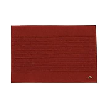 Lacoste Legend Towel 100% Supima Cotton Loops 650 GSM 21 x31  Tubmat Formula 1