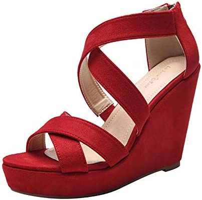 Larosa Rose Women's ROSA-10 Ankle Purchase Strappy O Back The Manufacturer regenerated product On Zipper