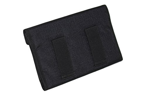 f.64 Photography Filter Case Large Padded - Eight Protective Sleeves Holds Up to 8 86mm or Smaller Lens filters - for Round or Square Lens Filters Carry Holder Pouch Wallet Camera