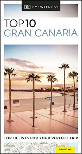 Gran Canaria. Top 10 (DK Eyewitness Travel Guide) [Idioma Inglés] (Pocket Travel Guide)