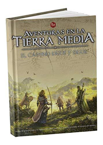 Devir- Aventuras en la Tierra Media: El Camino Sigue (TMCASI)