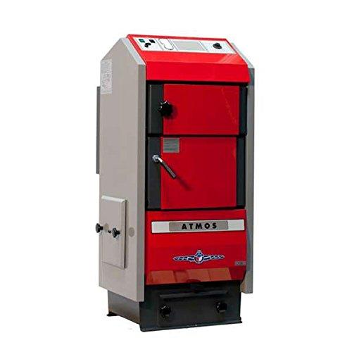ATMOS Pelletkessel Typ P 15-45 kW Pelletheizung Auswahl Atmos P.40 + A45 Brenner