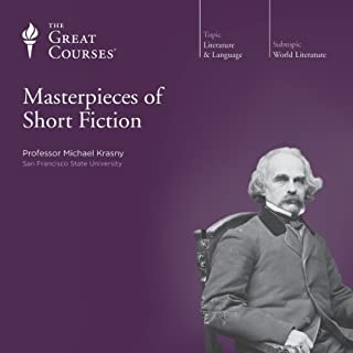 Masterpieces of Short Fiction cover art