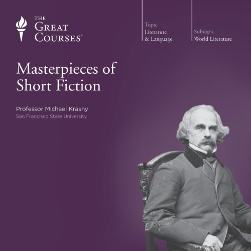 『Masterpieces of Short Fiction』のカバーアート