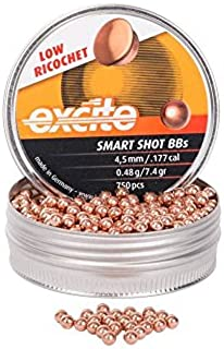 Haendler & Natermann Excite Smart Shot with 0.177 Caliber Copper Plated Low Richochet BBS