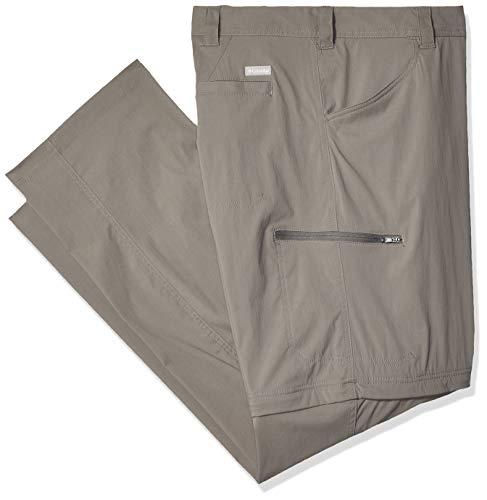 Columbia Men's Silver Ridge Ii Stretch Convertible Pant, Boulder, 32x28