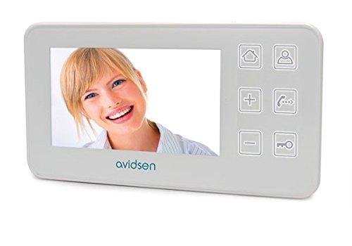 Avidsen 122130 Monitor LCD a Color 4 Hilos