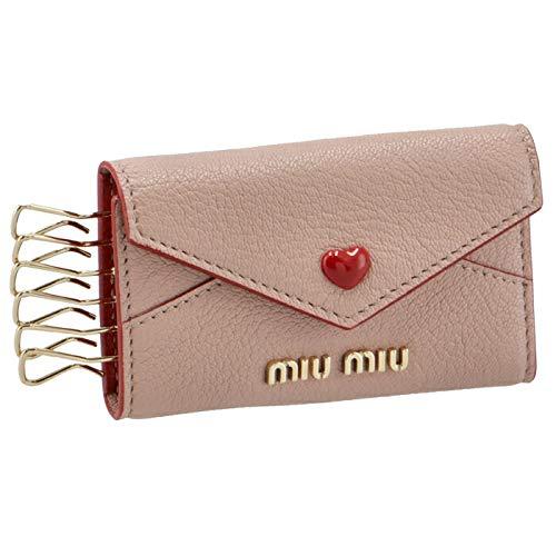 MIUMIU(ミュウミュウ)キーケース6連マドラスLOVE6連キーケース5PG2222BC3615[並行輸入品]