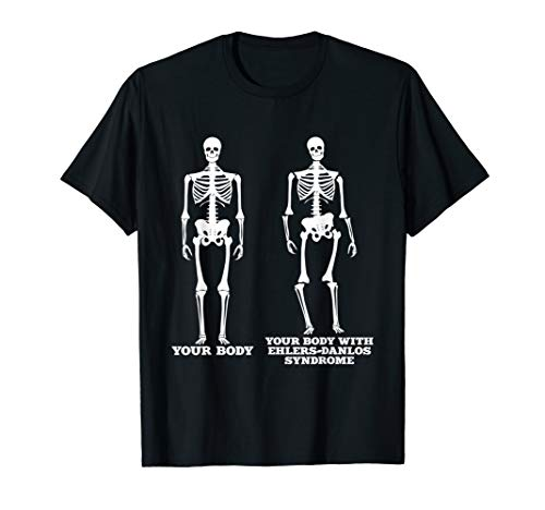 Ehlers-Danlos Syndrome Awareness T-shirt