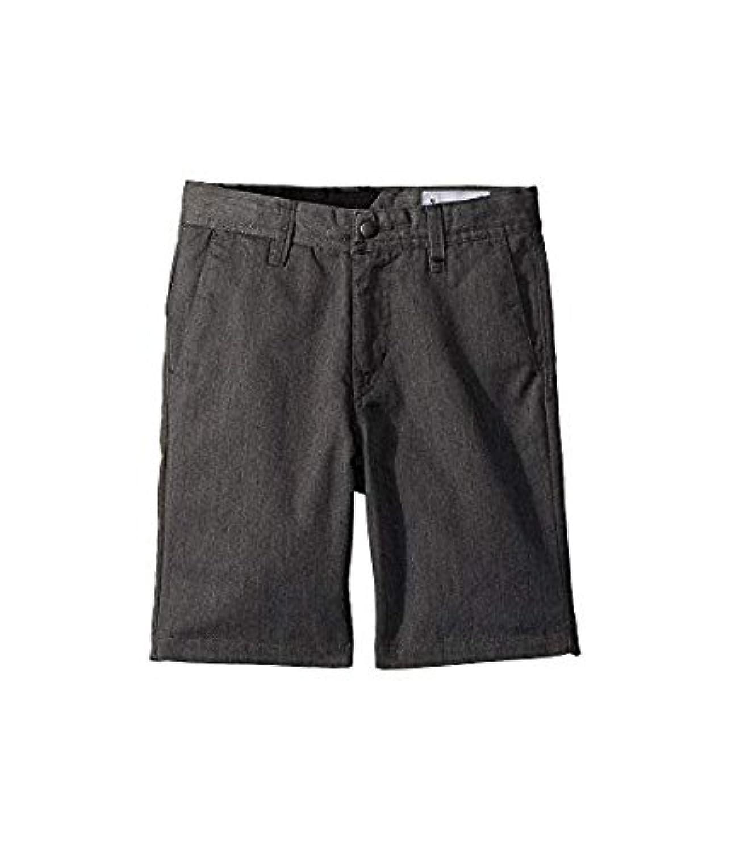 ボルコム Volcom Kids キッズ 男の子 ショーツ 半ズボン Charcoal Heather Frickin Chino Shorts 4T [並行輸入品]