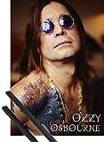 1art1 Ozzy Osbourne Poster (91x61 cm) Tatoo Inklusive EIN