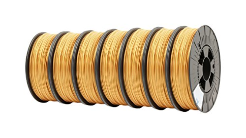 ICE FILAMENTS ICE7VALP139 PLA Filament 1,75 mm, 0,75 kg, Or Glamorous