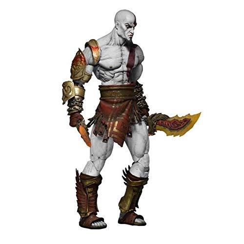 Youxin God of War 3 Kratos Acción Juguetes de PVC Figura en Caja de Regalo / 15 cm