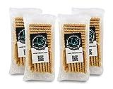 Biscotti Riso più, con Farina di Riso, Confezione da 4 Pezzi, 200g l'uno