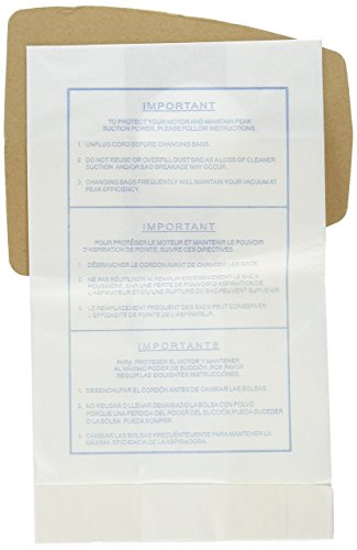 EnviroCare Replacement Vacuum bags for Eureka Type C Mighty Mite Canisters 3 Pack