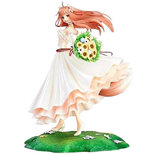 YIGEYI Action Figure Spice And Wolf: Holo Anime Action Figure 9.44 Inches PVC Figures Collection Modello Caratteri Statue Toys