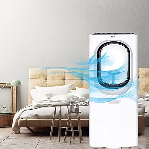SWSPORT 65W Raffrescatore Evaporativo, Condizionatore d Aria Portatile, Condizionatore Umidificatore, 3 modalità, 3 velocità della Ventola, Telecomando Incluso,per Uso Domestico E in Ufficio,A