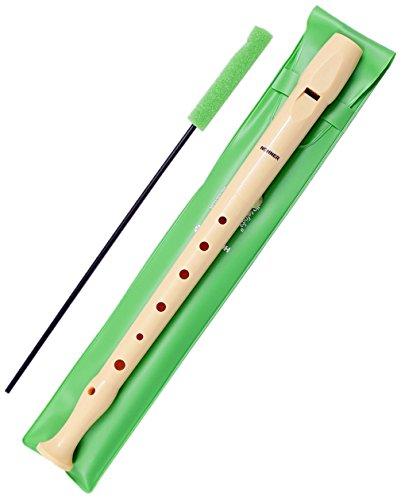 Hohner 9508 Flauto Dolce Soprano in DO, Diteggiatura Tedesca