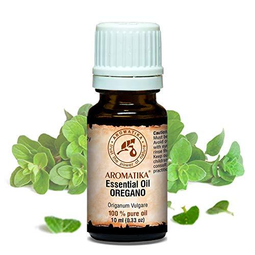 Oregano - etherische olie 10ml, 100% puur & natuurlijk, essentiële olie - aromatherapie - geurolie - geurverspreider - ontspanning - toevoegen aan bad & cosmetica - massage - wellness - aroma lamp of elektrische diffuser