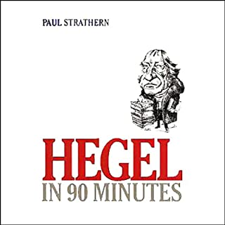 Hegel in 90 Minutes audiobook cover art