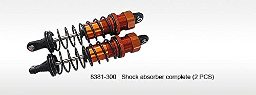 DHK Hobby 8381-300 Shock Absorbers, Complete (2) - Maximus