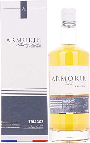 Armorik Single Malt Armorik TRIAGOZ Whisky Breton Single Malt (1 x 0.7 l)