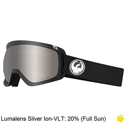 Dragón Negro D3 OTG Lumalens iones de plata Gafas de nieve